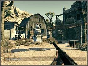 3 - Opis przejścia (1) - Rozdział IV - Call of Juarez: Więzy Krwi - poradnik do gry