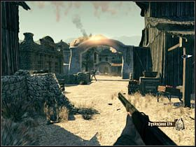 5 - Opis przej�cia (1) - Rozdzia� IV - Call of Juarez: Wi�zy Krwi - poradnik do gry