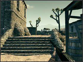 6 - Opis przejścia (1) - Rozdział IV - Call of Juarez: Więzy Krwi - poradnik do gry