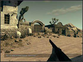 1 - Opis przejścia (2) - Rozdział IV - Call of Juarez: Więzy Krwi - poradnik do gry