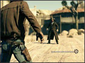 W ten spos�b po raz kolejny trafisz na ulic� - Opis przej�cia (2) - Rozdzia� IV - Call of Juarez: Wi�zy Krwi - poradnik do gry