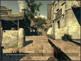 3 - Opis przejścia (2) - Rozdział IV - Call of Juarez: Więzy Krwi - poradnik do gry