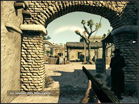4 - Opis przej�cia (2) - Rozdzia� IV - Call of Juarez: Wi�zy Krwi - poradnik do gry
