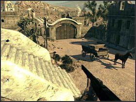 5 - Opis przej�cia (2) - Rozdzia� IV - Call of Juarez: Wi�zy Krwi - poradnik do gry