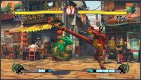 2 - Dhalsim - Postacie - Street Fighter IV - PC - poradnik do gry