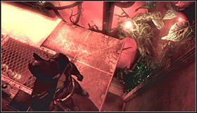 Wewnątrz posiadłości nie spotkasz żadnych wrogów, ale paradoksalnie będzie tu dość trudno utrzymać Batmana przy życiu - Arkham Mansion #2 - Opis przejścia - Batman: Arkham Asylum - poradnik do gry