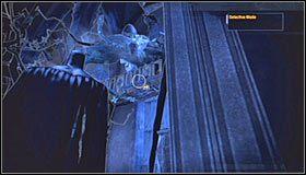 2 - Arkham Mansion #2 - Opis przejścia - Batman: Arkham Asylum - poradnik do gry