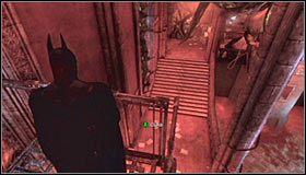 3 - Arkham Mansion #2 - Opis przejścia - Batman: Arkham Asylum - poradnik do gry
