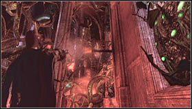 4 - Arkham Mansion #2 - Opis przejścia - Batman: Arkham Asylum - poradnik do gry