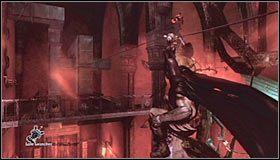Musisz teraz powrócić do punktu startu - Arkham Mansion #2 - Opis przejścia - Batman: Arkham Asylum - poradnik do gry