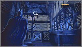 1 - Intensive Treatment #2 (cz.1) - Opis przejścia - Batman: Arkham Asylum - poradnik do gry