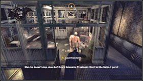 4 - Intensive Treatment #2 (cz.1) - Opis przejścia - Batman: Arkham Asylum - poradnik do gry