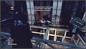 Musisz teraz przystąpić do bardzo starannej eliminacji okupujących ten sektor przeciwników - Intensive Treatment #2 (cz.1) - Opis przejścia - Batman: Arkham Asylum - poradnik do gry