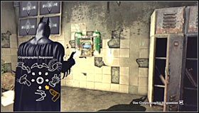 7 - Intensive Treatment #2 (cz.1) - Opis przejścia - Batman: Arkham Asylum - poradnik do gry