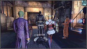 8 - Intensive Treatment #2 (cz.1) - Opis przejścia - Batman: Arkham Asylum - poradnik do gry