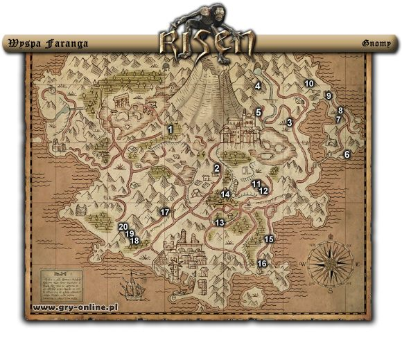 6 - Miasto Harbor (5) - Rozdzia� 1 - Risen - poradnik do gry