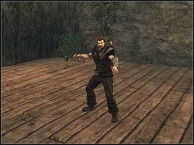 U Craiga (M3 - Obóz Bandytów (2) - Rozdział 1 - Risen - poradnik do gry