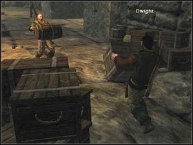 Po wykonaniu zadania Podbój obozu artefaktów , konieczne będzie przeniesienie skrzyń na teren obozu - Obóz Bandytów (3) - Rozdział 1 - Risen - poradnik do gry