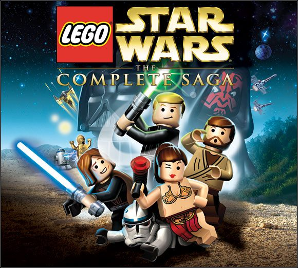 Lego Star Wars The Complete Saga Poradnik Do Gry Lego Star Wars