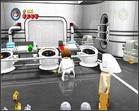 1 - Chapter 1 - Secret Plans - Story Mode - Episode 4 - LEGO Star Wars: The Complete Saga - poradnik do gry