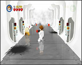 2 - Chapter 1 - Secret Plans - Story Mode - Episode 4 - LEGO Star Wars: The Complete Saga - poradnik do gry