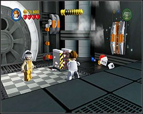 3 - Chapter 1 - Secret Plans - Story Mode - Episode 4 - LEGO Star Wars: The Complete Saga - poradnik do gry