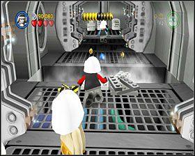 4 - Chapter 1 - Secret Plans - Story Mode - Episode 4 - LEGO Star Wars: The Complete Saga - poradnik do gry