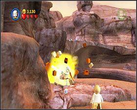 1 - Chapter 2 - Through the Jundland Wastes - Story Mode - Episode 4 - LEGO Star Wars: The Complete Saga - poradnik do gry