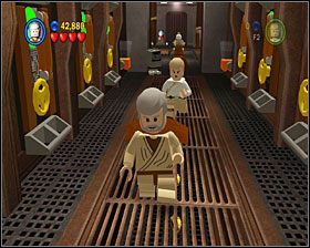 3 - Chapter 2 - Through the Jundland Wastes - Story Mode - Episode 4 - LEGO Star Wars: The Complete Saga - poradnik do gry