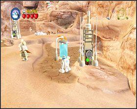 5 - Chapter 2 - Through the Jundland Wastes - Story Mode - Episode 4 - LEGO Star Wars: The Complete Saga - poradnik do gry