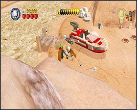 6 - Chapter 2 - Through the Jundland Wastes - Story Mode - Episode 4 - LEGO Star Wars: The Complete Saga - poradnik do gry