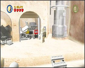 2 - Chapter 3 - Mos Eisley Spaceport - Story Mode - Episode 4 - LEGO Star Wars: The Complete Saga - poradnik do gry