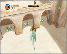5 - Chapter 3 - Mos Eisley Spaceport - Story Mode - Episode 4 - LEGO Star Wars: The Complete Saga - poradnik do gry