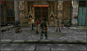 Etap rozpoczynamy od wymiany ognia - Rozdzia� 7 Id� z nami - Opis przej�cia - Uncharted 2: Among Thieves - poradnik do gry