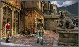 2 - Rozdzia� 7 Id� z nami - Opis przej�cia - Uncharted 2: Among Thieves - poradnik do gry