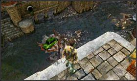 Po drugiej stronie, natkniesz si� na mini �amig��wk� - Rozdzia� 7 Id� z nami - Opis przej�cia - Uncharted 2: Among Thieves - poradnik do gry