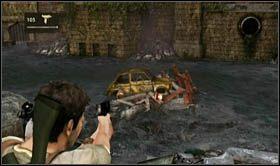 3 - Rozdzia� 7 Id� z nami - Opis przej�cia - Uncharted 2: Among Thieves - poradnik do gry