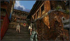4 - Rozdzia� 7 Id� z nami - Opis przej�cia - Uncharted 2: Among Thieves - poradnik do gry