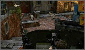 6 - Rozdzia� 7 Id� z nami - Opis przej�cia - Uncharted 2: Among Thieves - poradnik do gry