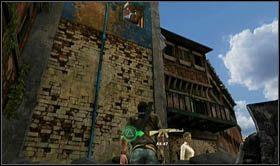Teraz, bez przeszk�d skorzystaj z dost�pnej maszyny i wyko�cz nadbiegaj�cych na dole - i atakuj�cych Twoich wsp�towarzyszy - wrog�w - Rozdzia� 7 Id� z nami - Opis przej�cia - Uncharted 2: Among Thieves - poradnik do gry