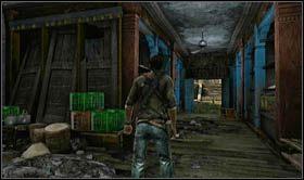 8 - Rozdzia� 7 Id� z nami - Opis przej�cia - Uncharted 2: Among Thieves - poradnik do gry