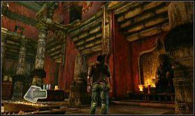 2 - Rozdzia� 8 Tajemnice miasta - Opis przej�cia - Uncharted 2: Among Thieves - poradnik do gry