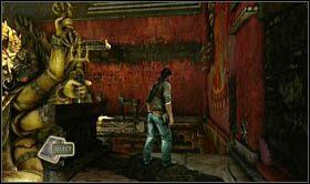 Droga do pierwszej r�ki znajduje si� po prawej stronie - Rozdzia� 8 Tajemnice miasta - Opis przej�cia - Uncharted 2: Among Thieves - poradnik do gry