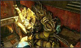 W ten spos�b znajdziesz si� ko�o tr�jz�bu - Rozdzia� 8 Tajemnice miasta - Opis przej�cia - Uncharted 2: Among Thieves - poradnik do gry