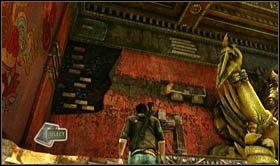 5 - Rozdzia� 8 Tajemnice miasta - Opis przej�cia - Uncharted 2: Among Thieves - poradnik do gry