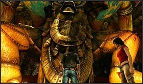6 - Rozdzia� 8 Tajemnice miasta - Opis przej�cia - Uncharted 2: Among Thieves - poradnik do gry