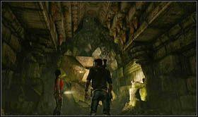 Udaj si� do niego, a trafisz do podziemi - Rozdzia� 8 Tajemnice miasta - Opis przej�cia - Uncharted 2: Among Thieves - poradnik do gry