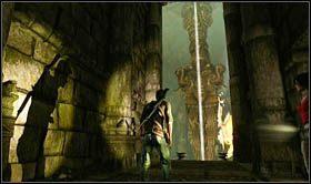 W ten spos�b ju� bez przeszk�d trafisz do sali z kolejna �amig��wk�, jednak ta nale�y do kolejnego rozdzia�u - Rozdzia� 8 Tajemnice miasta - Opis przej�cia - Uncharted 2: Among Thieves - poradnik do gry
