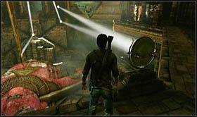5 - Rozdzia� 9 �cie�ka �wiat�o�ci - Opis przej�cia - Uncharted 2: Among Thieves - poradnik do gry