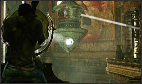 Tam natkniesz si� na kolejne lustro - Rozdzia� 9 �cie�ka �wiat�o�ci - Opis przej�cia - Uncharted 2: Among Thieves - poradnik do gry